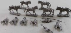 ACW Confederate Cavalry Command Collection
