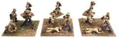 Afrika Korps German Medium Mortar Teams #1