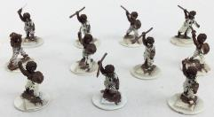 African Warrior Collection #1