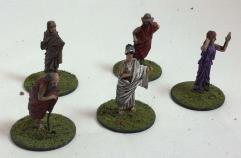 Ancient Civilian Collection #1