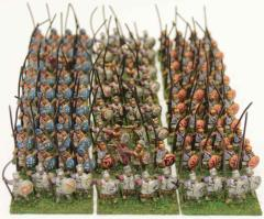 Ancient Pikemen Collection #1