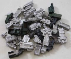 6mm Vehicle Collection #3