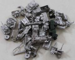 6mm Vehicle Collection #7