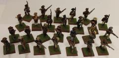 AWI American Militia Collection #1