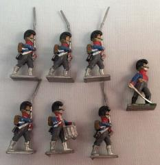 Bavarian Infantry Collection #1