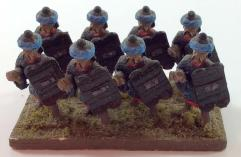 Chinese Infantry Collection #12