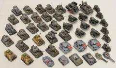 Home Cast Sci-Fi Tank Collection