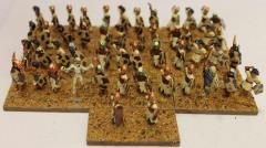 Egyptian Infantry Collection #1