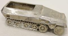 125mm German Halftrack