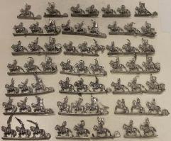 Napoleonic Cavalry Collection #1