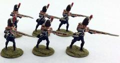 32mm Napoleonic French Grenadiers #1