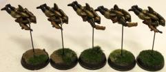 U.S. Rocket Corps - Flying #1