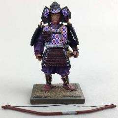 54mm Samurai Archer #1