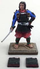 54mm Samurai Warrior #1