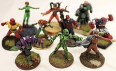 Misc Superhero Collection #8