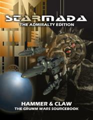Hammer & Claw - The Grumm Wars Sourcebook