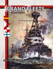 Grand Fleets (2nd Edition)