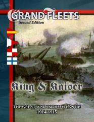King & Kaiser - The Great War in the Atlantic 1914-1915