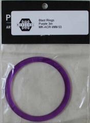 "3"" Blast Ring - Purple"