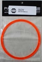 "5"" Blast Ring - Orange"
