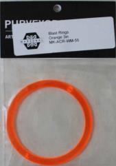 "3"" Blast Ring - Orange"