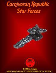 Carnivoran Republic Star Forces