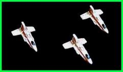 Comet Class Fighters - Bulk Pack