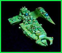 Scorpion Class Battlecruiser