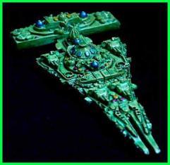 Mantis Class Dreadnought