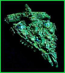 Swarm Class Super Galactic Dreadnought