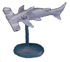 Aquatics - Hammerhead Sharks, Shiver