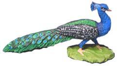 Birds - Peacock (5 per pack)