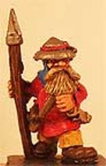 Dwarf #1 w/Spear