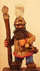 Dwarf #2 w/Spear