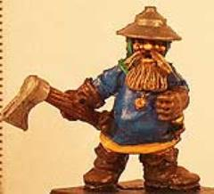 Dwarf #5 w/Axe