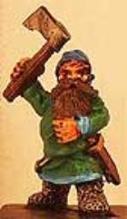 Dwarf #8 w/Axe