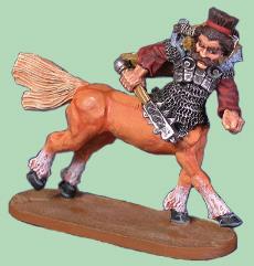 Centaur w/Mace