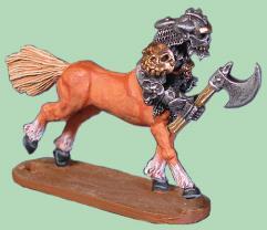 Centaur w/Axe