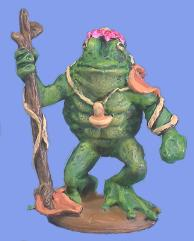 Frogman Wizard