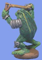 Frogmen - Missile Unit