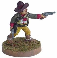 Bandito w/Two Pistols