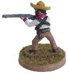 Bandito Standing Firing Rifle