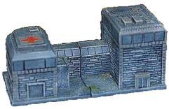 Sci-Fi Barracks