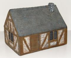 Dark Age House w/Tile Roof