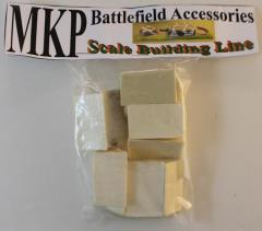 Small Tent (Set of 10) - Resin Terrain 28mm - Noble Knight Games