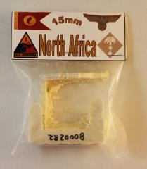 North Africa - Destroyed Building