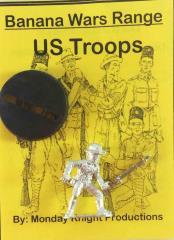 Trooper Advancing
