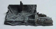Beresina - Destroyed Building #2