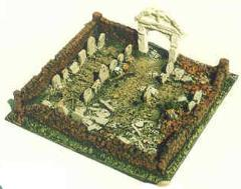 Graveyard - Destroyed #1