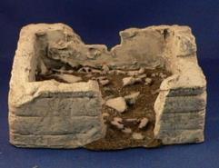 Concrete Bunker - Destroyed